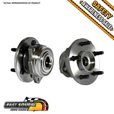 2 NEW Front Wheel Hub Bearing Assembly 2002 2003 2004 2005 JEEP LIBERTY NON ABS