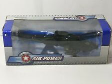 TOY ZONE AIR POWER DIE-CAST 1:40 APACHE DIECAST HELICOPTER New in Box