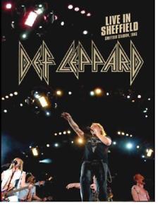Def Leppard - Hometown - Live In Sheffield (DVD)