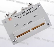 TH26001A Test Fixture 4-Terminal Suitable For LCR Meter Testing TH2811D