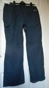 Berghaus Ladies walking trousers  size 16