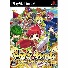 Used PS2 Dokapon Kingdom Japan Import