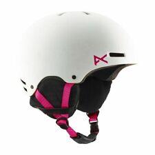 Anon Womens Greta Snow Helmet White/Pink sz Xl 61-63Cm