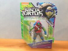 2016 TMNT Out of the Shadows - Leonardo in Stealth Disguise - MOSC