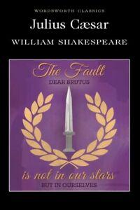 Julius Caesar by William Shakespeare (Paperback, 1992) New Cheap Book Free P&P