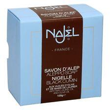 Najel Collection Aleppo Soap Black Cumin Oil - 100g