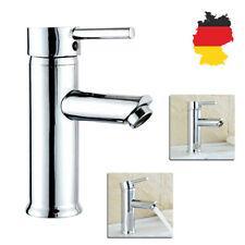 Chrom Einhebelmischer Bad Armatur Waschtisch Waschbecken Spültisch Wasserhahn DE