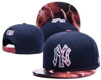 New York Yankees Snapback Cap Baseball Hat MLB Sport Team