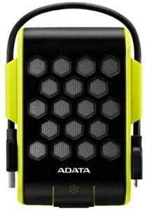 ADATA DashDrive Durable HD720 1TB USB 3.1 External Hard Drive GREEN