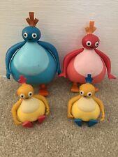 Twirlywoos Family Figures CBeebies Bundle Fun Toys