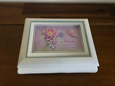 Mum Musical Jewellery Box Great Mother/Mummy Mothers Day Gift SMALL FAULT
