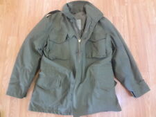 Tru-Spec M65 Field Jacket with Liner M Army Green with Liner 8415-01-099-7835