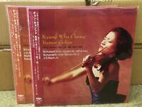 KYUNG-WHA CHUNG - TOKYO Suntory Hall Live  26/28th  April 1998 - JAPAN 4LP's