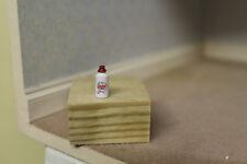 DOLLS HOUSE (  Metal Fairy Liquid Bottle
