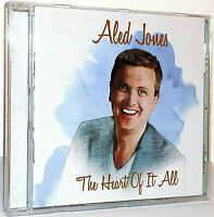 Aled Jones : The Heart Of It All - CD Remember Me, Morning Has Broken .......New