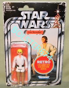 "LUKE SKYWALKER Star Wars Retro Kenner Collection Series 3.75"" Figure 2019"