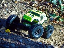 Remote Control Rock Crawler RC Toy Truck 2.4GHz 1:12th Scale Orange / Yellow New