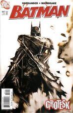 Batman #661  Dc Comic Book 2007