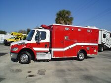 12 Florida Ambulance cummins 84k freightliner m2 transport diesel no rust $49995