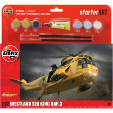 Model Aircraft helicopter Westland Sea king HAR.3. 1:72 SCALE NEW