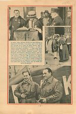 Prince Amha Selassie Asfaou Onessan Ethiopia Ethiopie Paris 1932 ILLUSTRATION