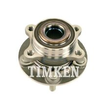 Wheel Bearing and Hub Assembly Front,Rear Timken HA590481