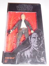 Actionfigur Star Wars Black Series 18 HAN SOLO 6inch OVP NEU Hasbro