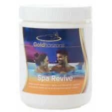 NEW GOLD HORIZONS - Spa Revive 1 X 500g Oxidiser clarifier clear hot tub jacu...
