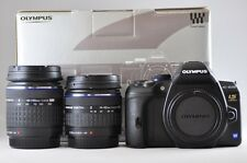 [Exc⁺⁺] OLYMPUS E-620 12.3 MP 14-42mm and 40-150mm lens kit Digital SLR Camera