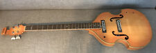 Vintage Norma Bass Guitar, Made In Japan, Collectible