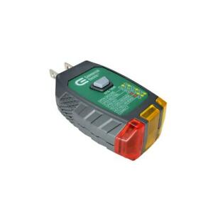 New Commercial Electric 398469 GFCI 125VAC Outlet Circuit Tester MS102H