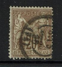 France SC# 70, Used - Lot 052317