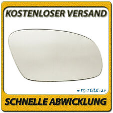 Spiegelglas für VW NEW BEETLE 2003-2010 rechts BeiFahrerseite konvex