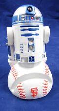 SF San Francisco Giants R2D2 R2-D2 Business Card Holder Statue SGA Rare NIB