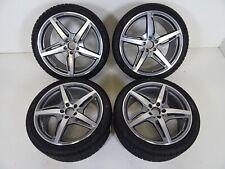 orig Mercedes AMG GT GTS 19/20 Zoll Felgen Winterräder A1904010100 A1904010200