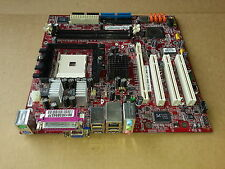 + MSI MS-7145 mATX 754 DDR Motherboard