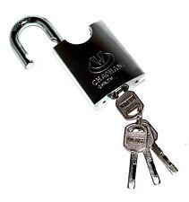 Safety Padlock Cellar Castle Lock U-lock 50mm Hardened New