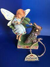 "New with tag, Jim Shore #4014983 ""Harmony Fairy' figurine"