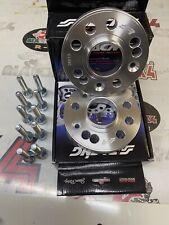 KIT 4 DISTANZIALI PER FIAT PUNTO 176 176C 1993-1999 PROMEX ITALY 12mm 16mm S