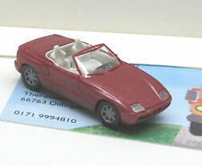 030748: BMW Z1,  rot met.