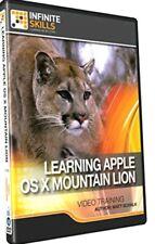 Infinite Skills Apple (10.8) Os X Mountain Lion Training Dvd