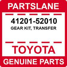 41201-52010 Toyota OEM Genuine GEAR KIT, TRANSFER