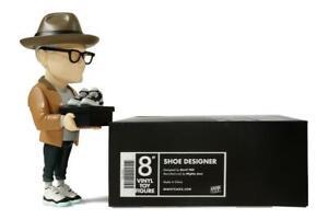 Mighty Jaxx Shoe Designer Tinker Hatfield Danil Yad Vinyl Figure