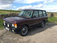 Range Rover classic diesel tdi