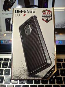 Samsung Galaxy S9 X-Doria Defense Reveal Lux case bumper cover