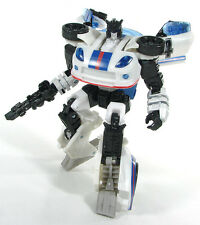 Transformers Rts SPECIAL OPS JAZZ Complete Reveal The Shield w manual