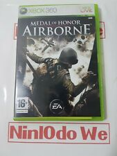 Medal of Honor: Airborne (Microsoft Xbox 360, 2007) - VGC - FAST POST