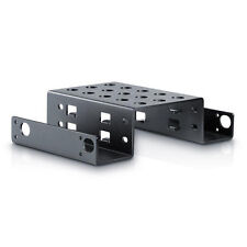 "[UK Ship] New 2-Bay Aluminum Rack 5.25"" to 2.5"" SSD/HDD Hard Drive Mount Bracket"