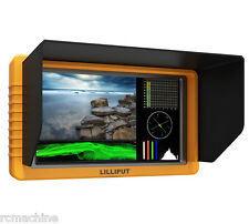 "LILLIPUT 5"" Q5 FULL HD Metal slim Waveform Time code SDI/HDMI cross conversion"