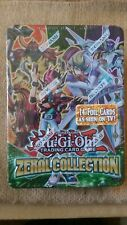Yugioh Zexal Collection Duelist Tin New Factory Sealed DAMAGED TIN